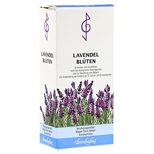 Preisvergleich Produktbild Bombastus Lavendelblüten,  50 g