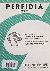 Alberto dominguez: perfidia