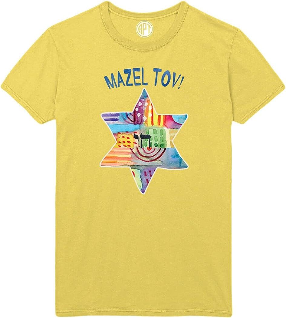 Mazel Tov Printed T-Shirt