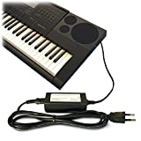 ABC products de Casio AC/DC fuente de alimentación, adaptador, de alimentación de 12 V/12 V...