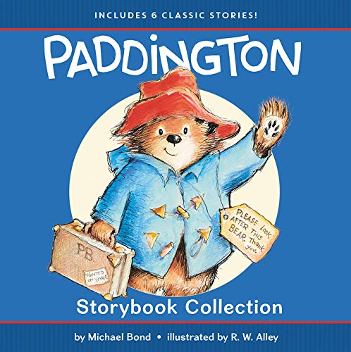 Paddington Storybook Collection: 6 Classic Stories