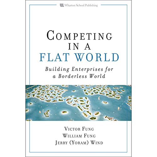 Competing in a Flat World audiobook cover art