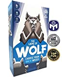 The Game of Wolf a Trivia Game for Friends, Families and Teens by Gray Matters Games