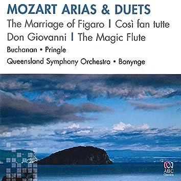 Mozart: Arias & Duets