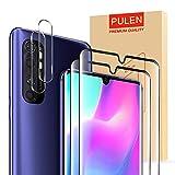 [4-Pack] PULEN for Xiaomi Mi Note 10...