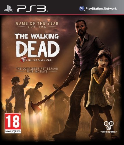 The Walking Dead Game of the Year Edition (PS3) by Telltale Games