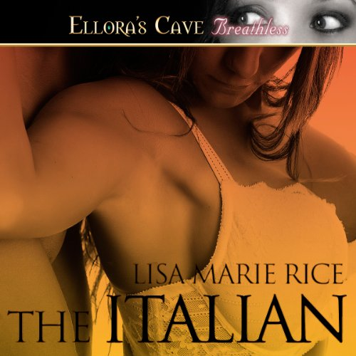 The Italian audiobook cover art