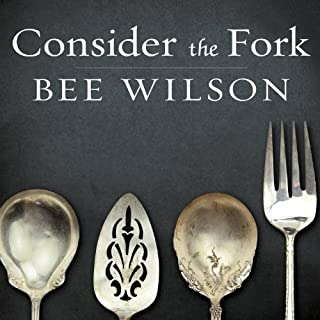 Consider the Fork audiobook cover art