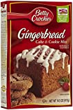 Betty Crocker Gingerbread Cake & Cookie Mix, 14.5 oz