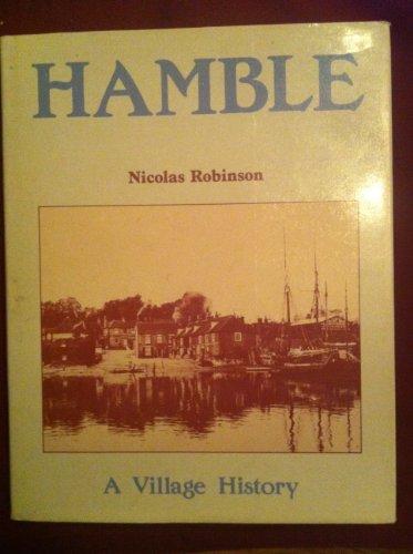 Hamble: A Village History