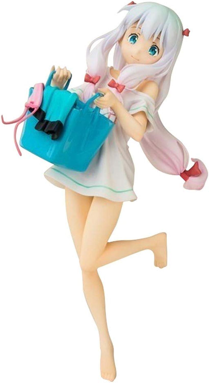 MKKSB And spring yarn fog model doll hand to do sister sister system model anime surrounding ornaments dolls basket, animation model