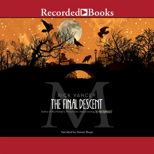 The Final Descent audiobook cover art