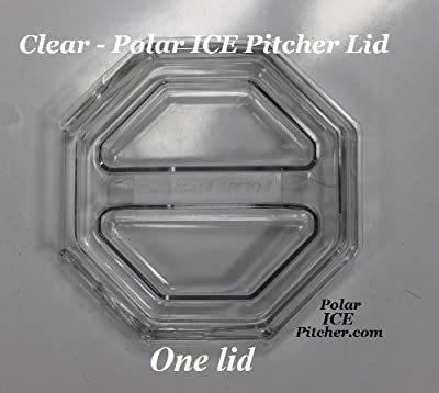 Polar Ice Pitcher And Accessories - Various Accessories and Package Quantities