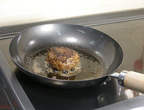 リバーライト鉄フライパン極ジャパン26cmIH対応日本製中華鍋