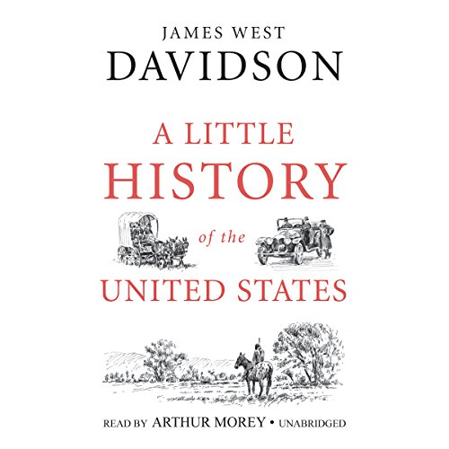 A Little History of the United States copertina
