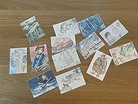 アニメージュ ポストカード 風の谷のナウシカ イメージボード 13枚セット