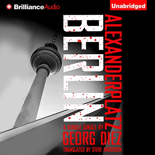 Alexanderplatz, Berlin audiobook cover art