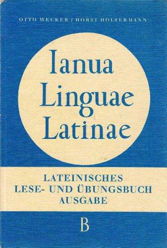 Lese- und Übungsbuch für die Kurzformen des Lateinunterrichts (Klasse 7-11 oder 9-13): Lehrgang für Latein als 2. oder 3. Fremdsprache