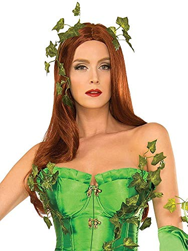 Rubies Costume Co. Inc Women's Deluxe Poison Ivy Wig Standard