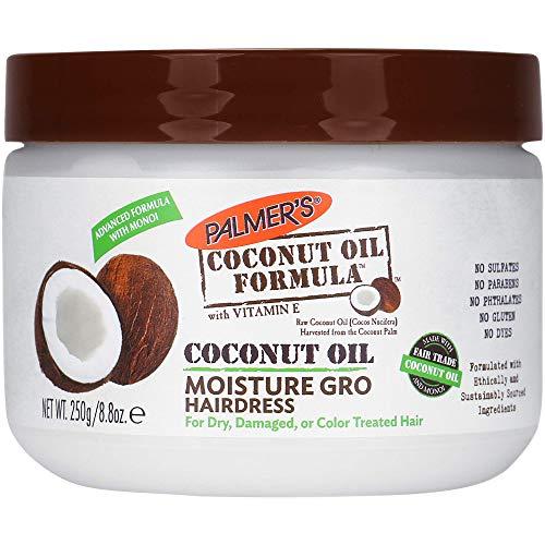 Palmer's Coconut Oil Formula Moisture Gro Hairdress 8oz
