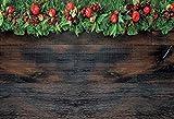 Fondos de fotografía Tablero de Madera Flores de Primavera Tablones con borlas Decoración Fondo fotográfico Accesorios de Estudio A20 10x7ft / 3x2.2m