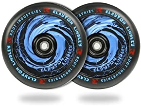 Root Industries Air 110mm Clayton Lindley Spill Sig Wheels (Pair)