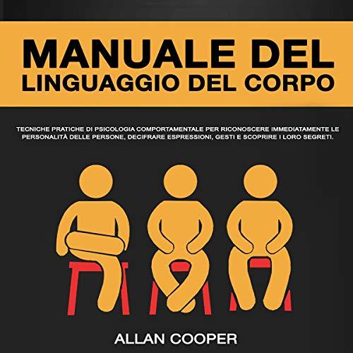 Manuale del linguaggio del corpo copertina