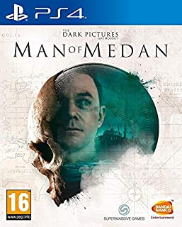 The Dark Pictures - Man of Medan pour PS4 (B07PYJ45K1) | Amazon price tracker / tracking, Amazon price history charts, Amazon price watches, Amazon price drop alerts