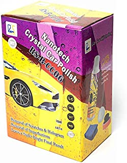 Rising Star CC06 Nanotech Crystal Car Polish Paste 125mL Kit