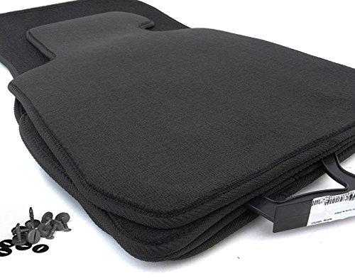 Fußmatten E46 Automatten Velours Original Qualität 4-teilig inkl. Befestigung