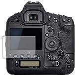 Vaxson 3 Unidades Protector de Pantalla, compatible con Canon Digital SLR Camera EOS-1D X EOS1DX [No Vidrio Templado Carcasa Case ] Película Protectora Film Guard