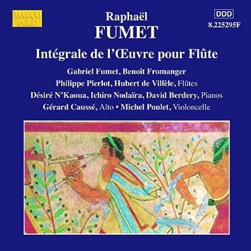 FUMET:  Works for Flute (Complete)