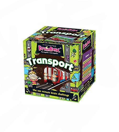 Brain Box- Gioco di società, Multicolore, 90058