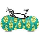 UQ Galaxy Funda para Bicicleta,Piña Vector Piña Patrones Sin Fisuras Chicas Cubiertas Ruedas Bicicleta Personalizadas