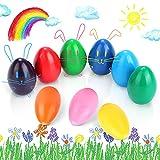 Innedu Crayones de Bebé, 9 Colores Crayones Huevos No Tóxicos, Seguros y Lavables, Fáciles de Agarrar Huevos Juguete Pintura Regalos para Niños Niñas