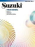 Suzuki Violin School 1 (Revised): Violin Part