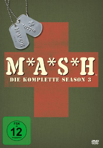 M*A*S*H - Season  3 (3 DVDs)