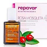 Repavar Regeneradora - Aceite 100% Puro Rosa Mosqueta R. rub