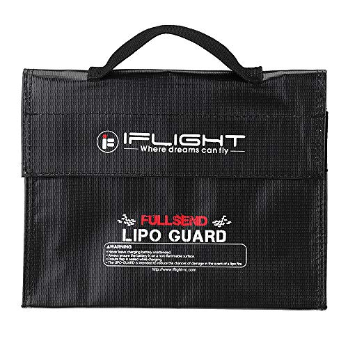 HELEISH IFlight 240X180X65mm ignifugo LiPo Battery Pack Borsa di...