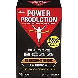 グリコ パワープロダクション おいしいアミノ酸 BCAAスティックパウダー アミノ酸 グレープフルーツ風味 1本(4.4g) 10本入り BCAA4000mg配合