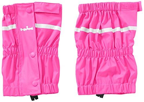 Playshoes Regengamaschen Stulpen Kinder - Unisex, Rosa (18 pink), 104-116