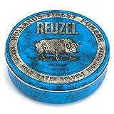 Reuzel Blue Strong Hold High Sheen Pomade - Pomata 340 g - 340 gr...