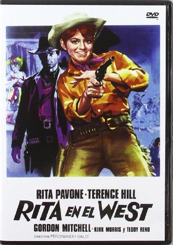 Rita nel west [DVD]