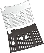 Schutzfolien für DeLonghi PrimaDonna ECAM 516.45 /& 510.55 M Tassenablage