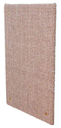 Trixie 43166 Kratzbrett, 50 × 70 cm, taupe