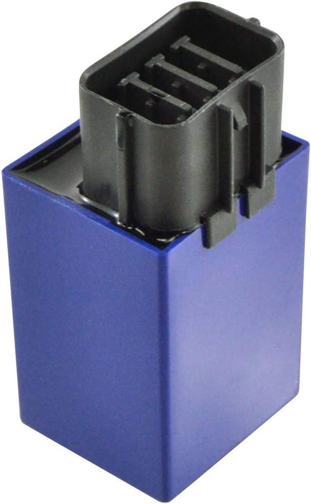 RMSTATOR Replacement for Fuel Pump New popularity 15A Honda Virginia Beach Mall x2 Relay Waterproof