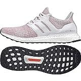 Adidas Ultraboost, Zapatillas de Trail Running para Hombre, Blanco Ftwbla/Escarl 000, 44 2/3 EU