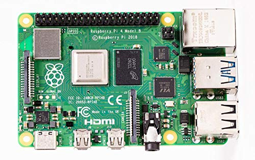 of raspberry pis dec 2021 theres one clear winner Raspberry Pi 4 Computer Model B 8GB Single Board Computer Suitable for Building Mini PC/Smart Robot/Game Console/Workstation/Media Center/Etc.