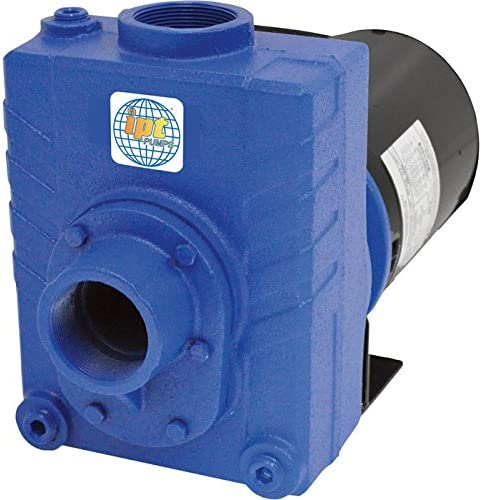 IPT Cast Direct stock discount Iron Self-Priming Centrifugal Water 500 4 years warranty - Pump 7 GPH 2
