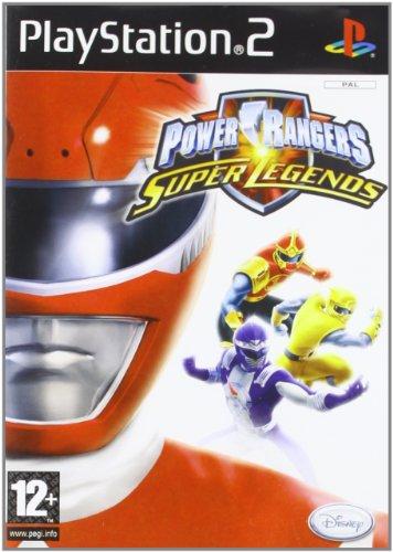 Power Rangers Super Legends
